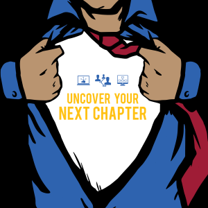 Uncover your next chapter