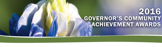 Governor's Community Achievement Awards